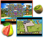 Dream Fruit Farm: Paradise Island