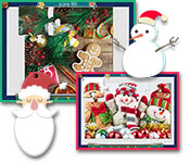 Holiday Jigsaw Christmas 3