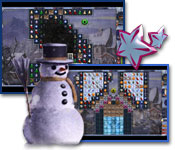 Jewel Match: Snowscapes